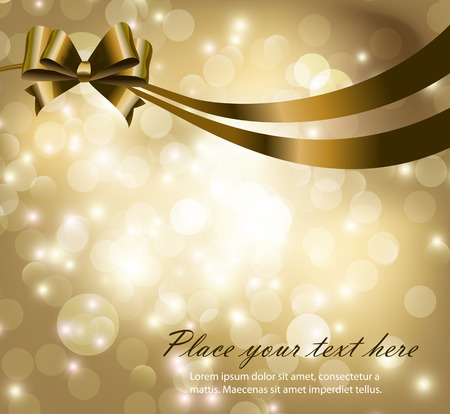 Christmas and New Year greeting card Banco de Imagens - 47226400