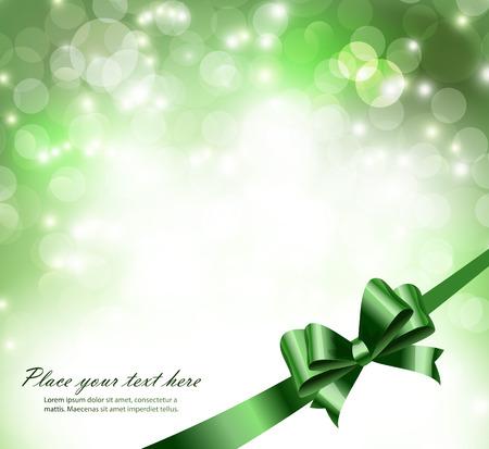 クリスマスと新年のグリーティング カード  イラスト・ベクター素材
