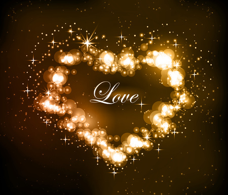 romance: valentines day vintage lettering background, romance,14th of February,