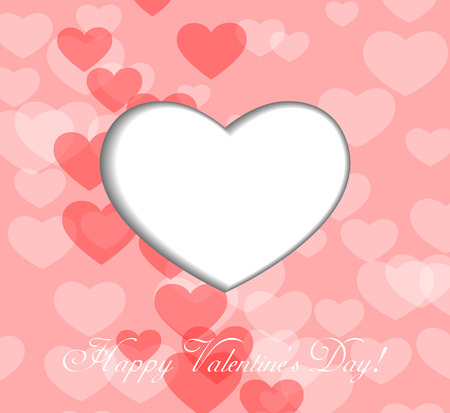 14th: valentines day vintage lettering background, romance,14th of February,