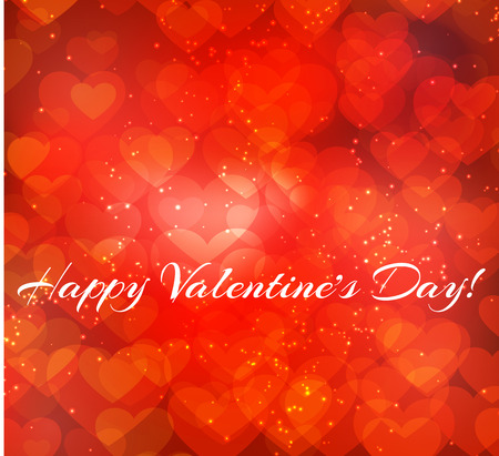 february 14th: valentines day vintage lettering background, romance,14th of February,