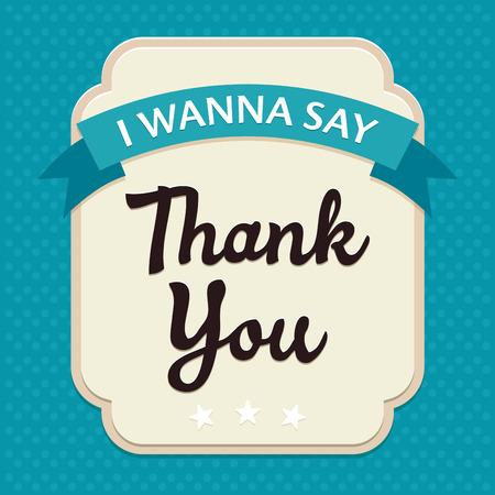 merci: Conception du cadre mod�le pour une carte de remerciement