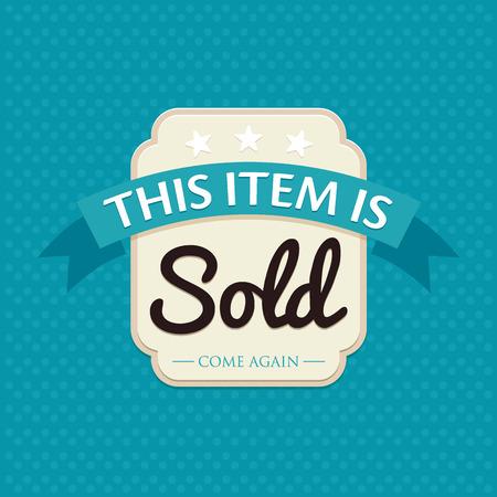 locales comerciales: Venta de placas, artículo vendido