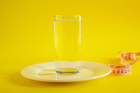 Diet for weight loss concept. Selective focus.diet