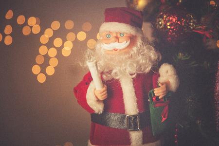Figurine of Santa Klaus figurine, Christmas 2019