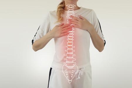scoliosis, kiphosis and lordosis