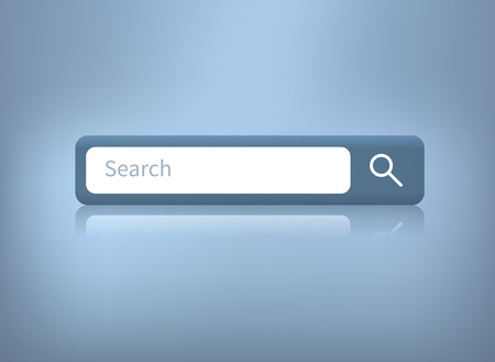 search bar: Search web form for website.
