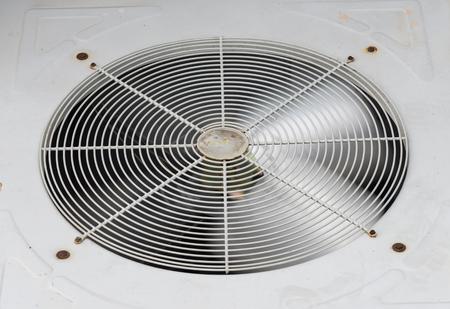 condenser: Condenser fan air is working