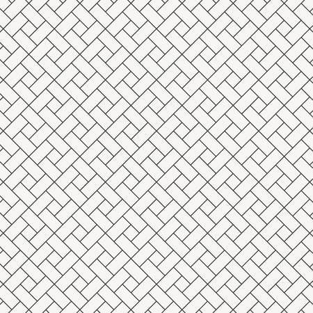 vector pattern design square diamond shape. repeating with white slant blocks tiling. Floor cladding bricks. Mosaic motif. Pavement wallpaper. pattern is on swatches panel Illustration