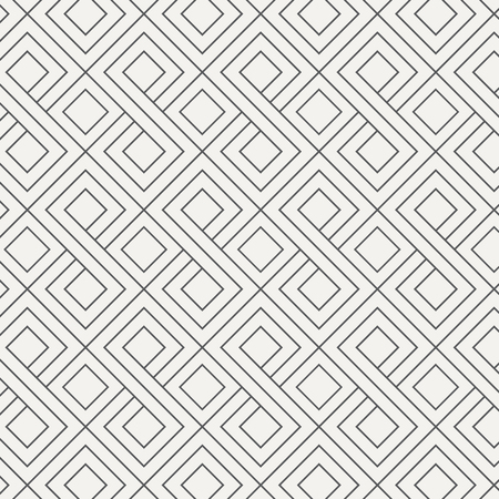 Abstract geometric pattern with lines, squares . graphic clean for wallpaper, fabric, background. pattern is on swatches panel