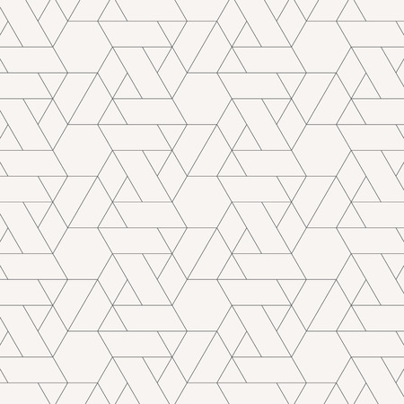 linear pattern with crossing thin poly lines, polygons. Abstract geometric texture. Vektorové ilustrace