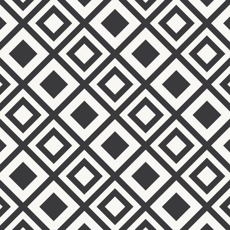Geometric vector pattern, repeating stripe diamond shape, bold and stripe diamond shape on square shape, stylish monochrome