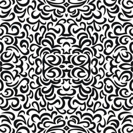 vector wallpaper: Seamless abstract vector wallpaper pattern