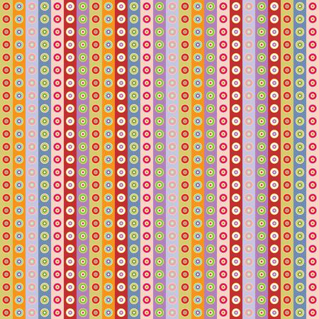 seamless pastel wallpaper vector illustration Vector