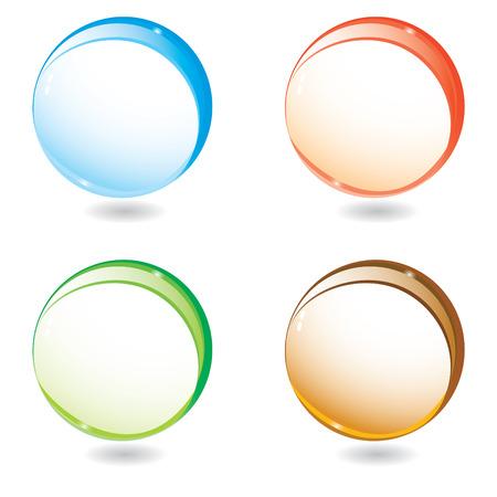 reflejo en el agua: Bolas