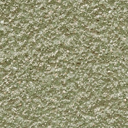 medium shot: old green wall facade texture - medium shot Stock Photo