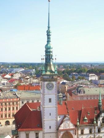 olomouc: Olomouc town hall