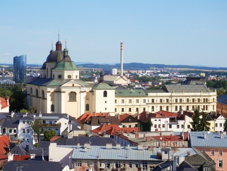 olomouc: St. Michael Olomouc