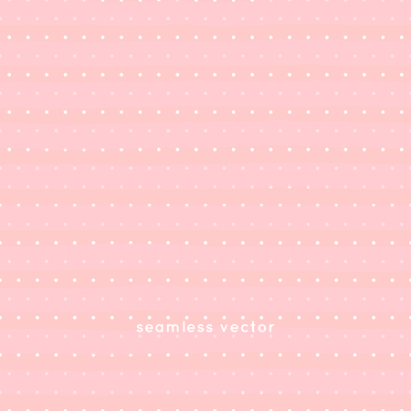 polka dot pattern: seamless Polka dot pattern on pink background, vector.