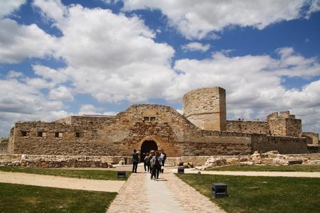 zamora: Castle in Zamora