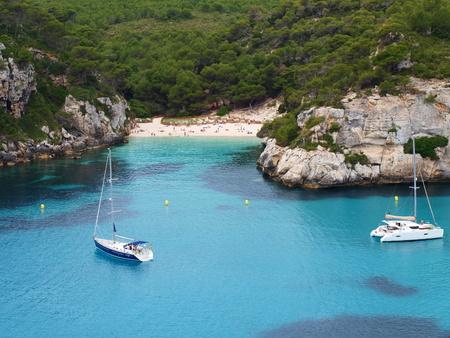 menorca: Macarelleta Beach in Menorca