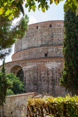 Thessaloniki Roman Rotunda Rotonda Saint George's Church ancient building from roman period