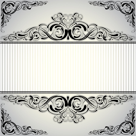 Label background Vector