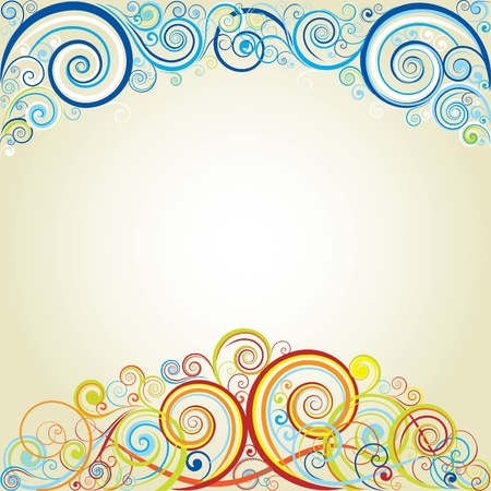 texture twisted: Abstract background color design