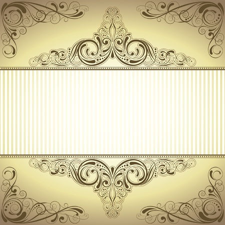 Frame background Stock Vector - 12205629