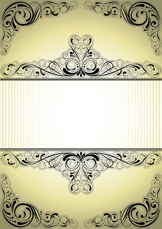 Retro background  Stock Vector - 12205654
