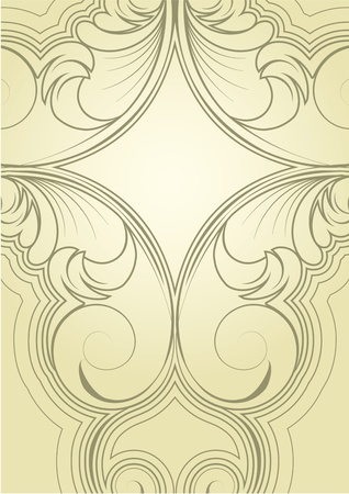 Design background frame Stock Vector - 12205691