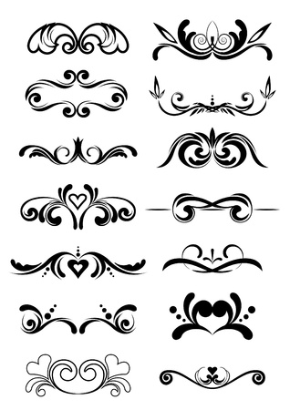 Graphic design elements Stock Vector - 12205690