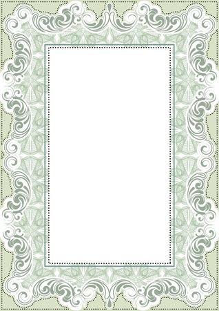 Design frame Vector