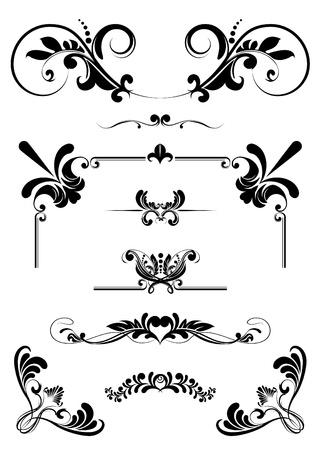 design ornaments  Vector