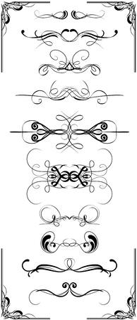 vector ornaments Stock Vector - 12205712