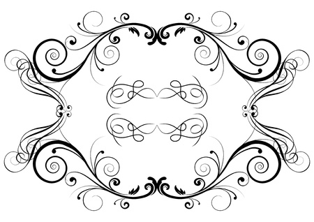 Decorative frame Stock Vector - 12205688