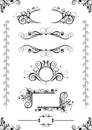 Frames design  Vector