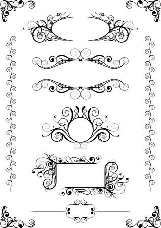 Frames design Stock Vector - 12205748