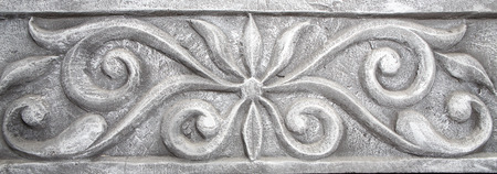 moulding: Wall decorative moulding element - ancient style pattern