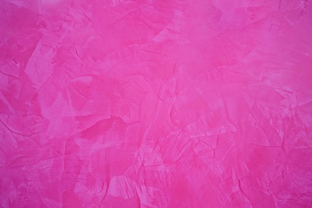 artist's canvas: Abstract art brush stroke painting background in pink color