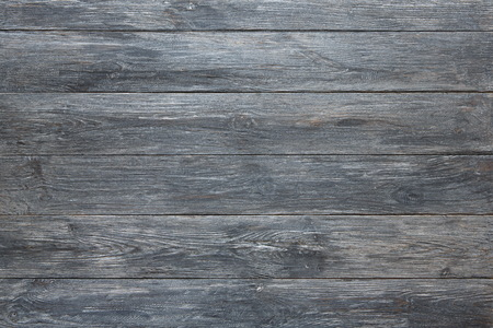 surface aged: Grey wood texture and background. Grey blue wood texture background. Rustic, old wooden background. Aged wood planks texture pattern. Wooden surface. Vertical image. Stock Photo