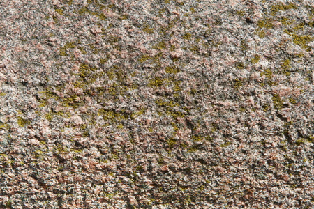brown granite: Brown granite texture. Natural rough untreated and unpolished stone wall with grain surface, abstract background