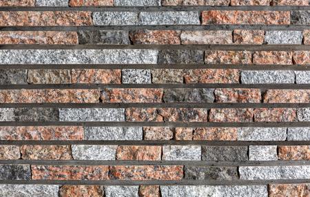 Modern Decorative Colored Stone Wall Background. Brick Wall Style ...