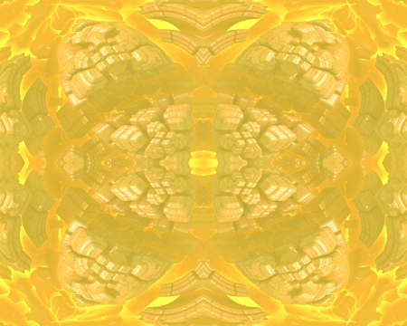 embossment: This image has a symmetrical structure That has a appearance of a blocks. These blocks in a hot environment are hovering.