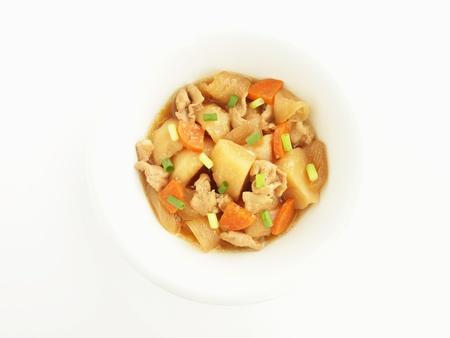 japanese stew nikujaga photo