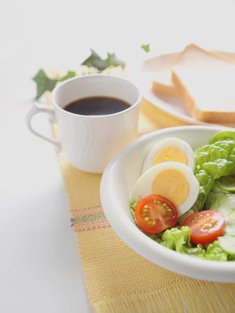 heathy breakfast salad Stock Photo - 11700845