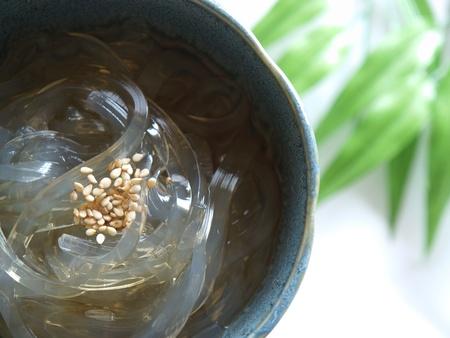 japanese healthy dessert tokoroten