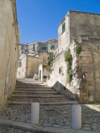 rupestrian: Sassi of Matera. Basilicata.
