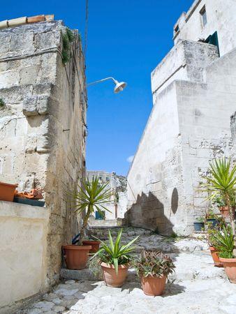Sassi of Matera. Basilicata. Stock Photo - 6746800