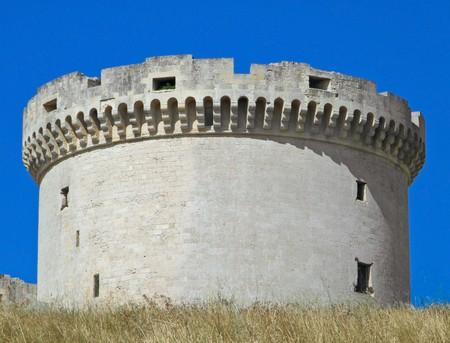 matera: Tramontano Castle. Matera. Basilicata. Stock Photo